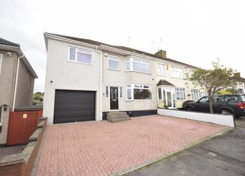 Thumbnail 4 bed end terrace house for sale in Kingsholme Road, Kingswood, Bristol
