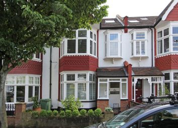 Thumbnail 3 bed flat to rent in Kenilworth Avenue, London