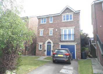 Thumbnail 5 bedroom detached house for sale in Parkland View, Lundwood, Barnsley