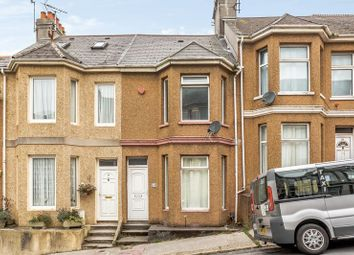 Thumbnail 3 bed terraced house for sale in Barton Avenue, Keyham, Plymouth