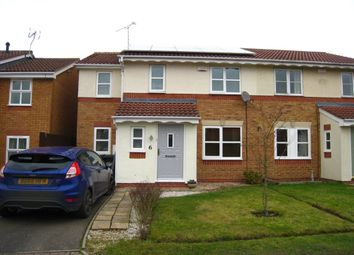 Thumbnail 4 bed semi-detached house for sale in Wedgewood Close, Walsgrave, Coventry