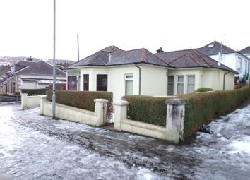 Thumbnail 3 bedroom detached house for sale in Grieve Road, Greenock