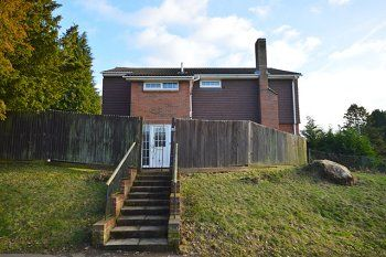 Thumbnail 4 bed detached house to rent in Banks Road, Pound Hill, Crawley, West Sussex