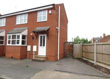 Thumbnail 2 bed semi-detached house for sale in Dale Avenue, Long Eaton, Long Eaton