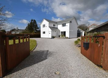 Thumbnail 4 bed detached house for sale in Coads Green, Launceston