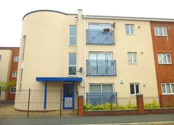 Thumbnail 3 bed flat to rent in Mallow Street, Hulme, Manchester
