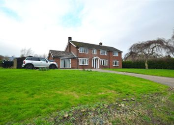 Thumbnail 5 bed detached house for sale in Shop Lane, Goulceby, Lincs