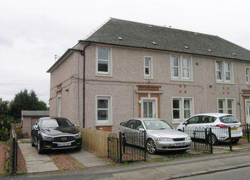Thumbnail 2 bed flat to rent in Miller Street, Carluke