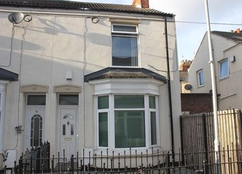 Thumbnail 2 bed end terrace house for sale in Churchill Villas, Holland Street, Hull