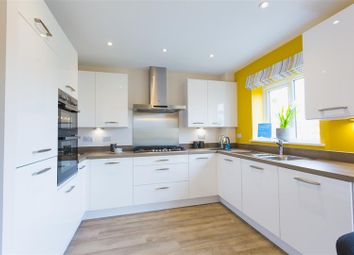 Thumbnail 4 bed detached house for sale in Egstow Park, Off Derby Road, Clay Cross, Chesterfield