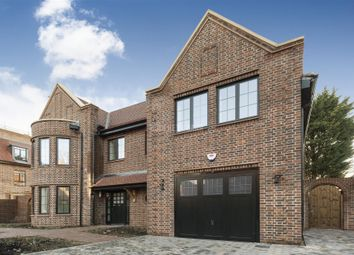Thumbnail 5 bed detached house for sale in Chandos Way, Wellgarth Road, London