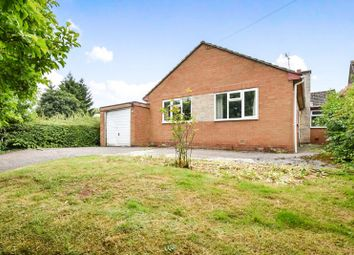 Thumbnail 3 bed bungalow for sale in Sunymead, Toby's Hill, Draycott-In-The-Clay, Ashbourne, Derbyshire