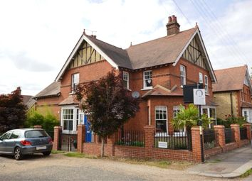 Thumbnail 4 bed semi-detached house for sale in Manor Road, Bishop's Stortford