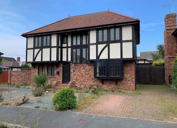 Thumbnail 4 bed detached house for sale in Parc Tudur, Kinmel Bay, Rhyl, Clwyd