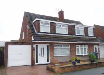 Thumbnail 3 bed semi-detached house for sale in Kintore Drive, Great Sankey, Warrington, Cheshire