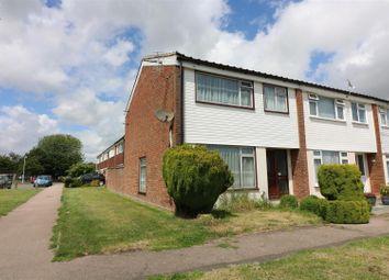 Thumbnail 3 bedroom end terrace house for sale in Hazelwood Meadow, Sandwich