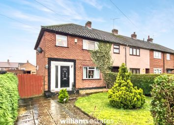 Thumbnail 3 bed terraced house for sale in Elm Drive, Mold