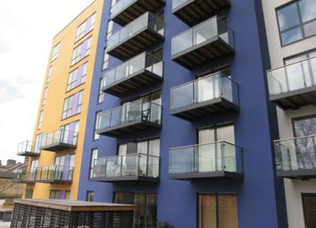Thumbnail 2 bed flat to rent in Baquba Building, Connington Road, Silkworks