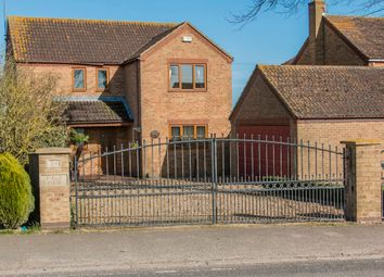 Thumbnail 3 bed detached house for sale in Murrow Bank, Murrow, Parson Drove, Wisbech