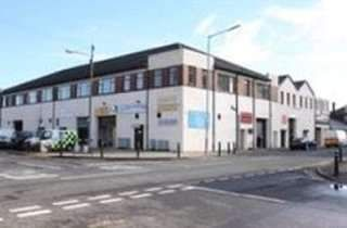 Serviced office to let in Milnpark Street, Glasgow G41