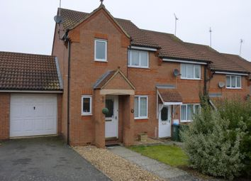 Thumbnail 3 bed property to rent in Clover End, Buckingham