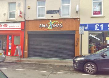 Thumbnail Restaurant/cafe to let in Clifton Street, Roath, Cardiff