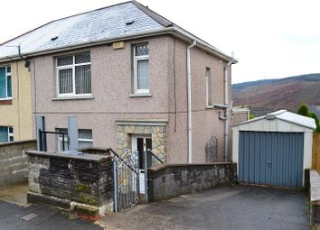 Thumbnail 2 bed semi-detached house for sale in Brynna Road, Cwmavon, Port Talbot, Neath Port Talbot.