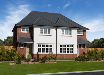 Thumbnail 3 bedroom semi-detached house for sale in Lime Tree Meadows, Ellesmere Road, Shrewsbury, Shropshire