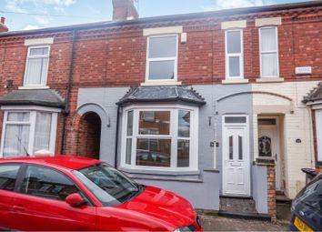 Thumbnail 3 bed terraced house for sale in Bourne Street, Nottingham