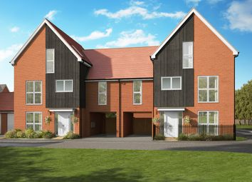 Thumbnail 4 bed semi-detached house for sale in Village Road, Peters Village, Wouldham, Kent