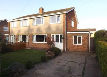 Thumbnail 4 bed semi-detached house for sale in Brackenborough Road, Louth