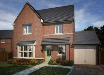 "Thumbnail 4 bed detached house for sale in ""Bowes"" at Whitworth Park Drive, Houghton Le Spring"