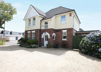 Thumbnail 4 bed detached house for sale in Ringwood Road, Walkford, Christchurch, Dorset