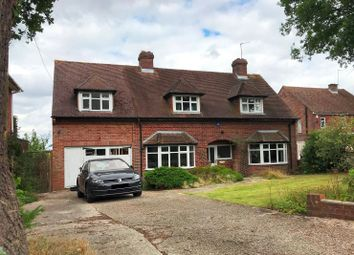 The Ridge, Cold Ash, Thatcham RG18. 5 bed detached house for sale