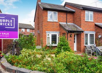 Thumbnail 2 bed end terrace house for sale in Barnston Court, Chester