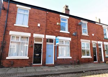 Thumbnail 2 bed terraced house for sale in Sandown Road, Cheadle Heath, Stockport