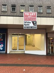 Thumbnail Retail premises to let in Market Hall Street, Cannock, Staffordshire