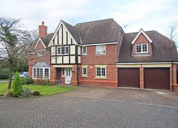 5 bed detached house for sale in Nightingale Walk, Stallington ST11