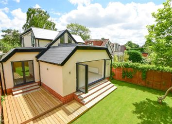 Thumbnail 3 bed detached house for sale in The Crescent, Shepperton