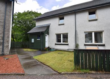 Thumbnail 2 bed end terrace house for sale in Camanachd Crescent, An Aird, Fort William