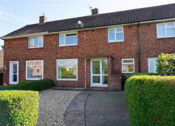 Thumbnail 3 bed terraced house for sale in Bassingham Crescent, Lincoln