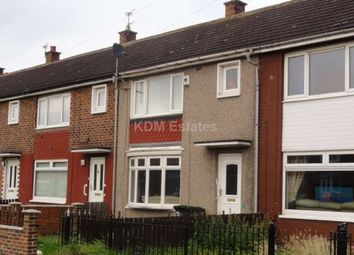 Thumbnail 2 bedroom terraced house to rent in Cotswold Avenue, Middlesbrough