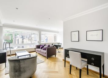 Thumbnail 2 bed flat to rent in Hereford House, Ovington Gardens, London