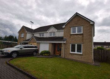 Thumbnail 4 bedroom semi-detached house for sale in Kidston Gardens, Helensburgh
