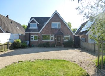 Thumbnail 5 bedroom detached house for sale in Green Lane West, Rackheath, Norwich
