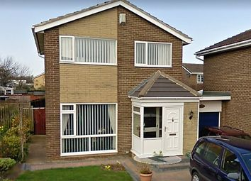 Thumbnail 3 bed detached house to rent in Langdale Drive, Cramlington