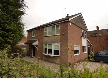 Thumbnail 4 bed detached house for sale in Sunningdale Road, Macclesfield, Cheshire