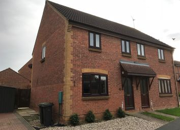 Thumbnail 3 bed semi-detached house to rent in Spencer Way, Stowmarket