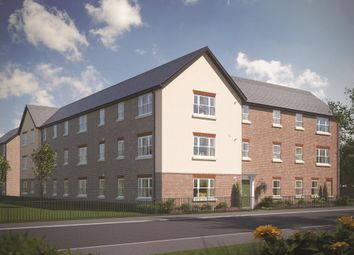 "Thumbnail 2 bed flat for sale in ""Saxon Meadow Apt"" at Queen Elizabeth Road, Nuneaton"