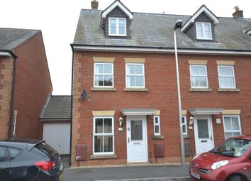Thumbnail 3 bed terraced house to rent in Norman Crescent, Budleigh Salterton, Devon